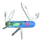 Victorinox Swiss Army Knife Custom Limited Edition Tinker Statue of Liberty