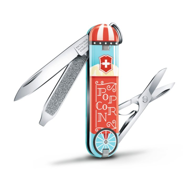 Victorinox Swiss Army 2019 Limited Edition Knife Let It Pop!